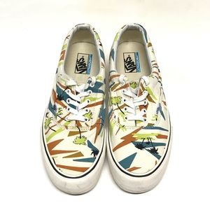 Vans Sneakers Size 13 Men's Palm Trees